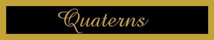 Quaterns