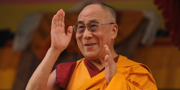 Dalai Lama © Huffington Post
